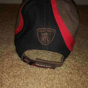 6a0150bd2a4 Reebok Accessories - Tampa Bay Buccaneers Official NFL Hat NWOT